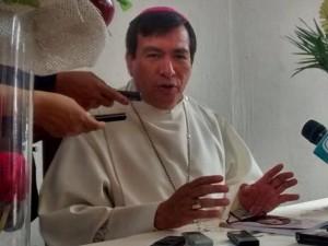 Gerardo de Jesus Rojas Lopez Obispo de Tabasco