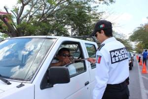 Grupo Escudo de SSP Yucatán se suma a Operativo Nacional