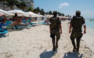 La Marina inicia operativo playas