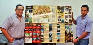 Circulan 60 mil ejemplares del mapa Turístico de la ciudad de Campeche