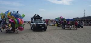 Inicia Operativo Semana Santa en zona norte de Veracruz