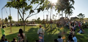 Parque Takilhsukut, sede que evoluciona al lado del Festival Cumbre Tajín