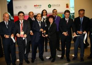 Participa el gobernador Roberto Borge la inauguración de los pabellones de México y Quintana Roo en Berlín