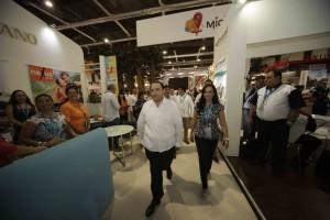 Garantizando los negocios concretados en el Tianguis Turístico para Quintana Roo este 2015: Roberto Borge