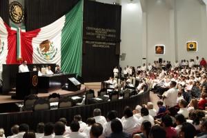 Los Poderes de Quintana Roo rinden homenaje a la Fuerza Aérea Mexicana en su Centésimo Aniversario