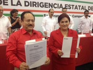 El PRI quiere un mejor Campeche para todos: Gonzalo Brito