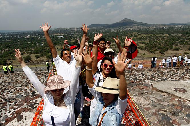 Teotihuacán energia