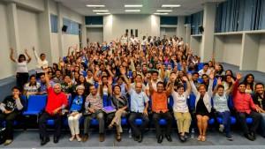 Organizan estudiantes de la UT Cancún exitosa semana de capacitación