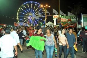 Inauguran Expo Coatza Nuestra Feria 2015