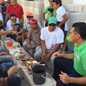 Queremos un Campeche de desarrollo y productivo: Alejandro Moreno Cárdenas