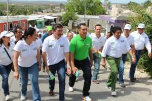 Vamos a impulsar infraestructura carretera y médica para Campeche: Alejandro Moreno