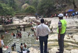Vacaciones seguras en Chiapas: Protección Civil