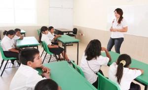 Cobertura educativa se extiende al sur de Mérida