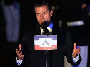 El Presidente Enrique Peña Nieto llega a Panamá para la Cumbre de las Américas