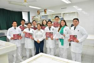 Resalta la UJAT en concurso nacional de Anatomía