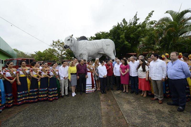 Feria tabasco inauguran 2015