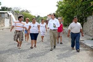 Apuesta Nerio Torres Arcila por recolección de basura gratis y eficiente para toda Mérida