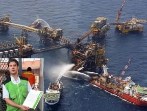 Niegan a Greenpeace sobrevuelo por Plataforma Abkantun Alfa
