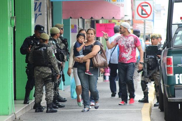 seguridad en Veracruz vacaciones