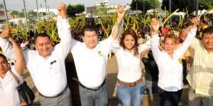 Los habitantes de Centla ya decidieron por Rosa Isela Hernández