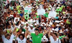La ciudadanía de Campeche está convencida y segura de emitir su voto: Alito