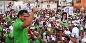 La transformación de Campeche inicia el 7 de Junio: Alito