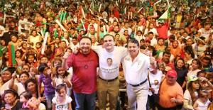 Plan de Ayala Sur respalda a Nerio Torres Arcila