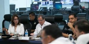 Material electoral en Yucatán, bajo resguardo de la SSP