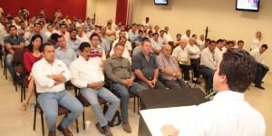 No permitiré ningún acto de corrupción en mi administración municipal de Centro: Gaudiano