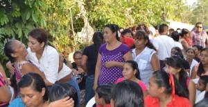 Las mujeres tenemos palabra, no le voy a fallar a Centla: Rosa Isela Hernández
