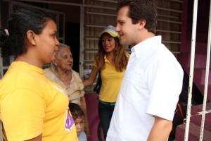 Los habitantes y Gerardo Gudiano gobernaremos Centro