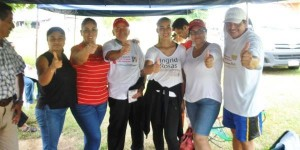 Vamos con Ingrid Rosas y Manuel Garniel a ganar Comalcalco: Ciudadanos