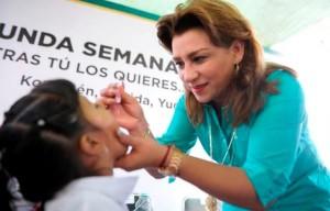 Inauguran Segunda Semana Nacional de Salud 2015 en Yucatán