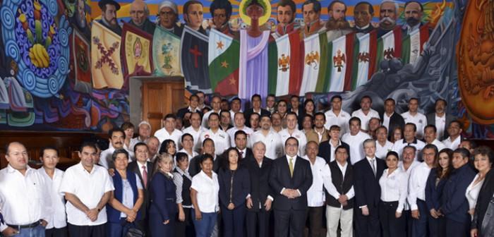 Duarte dia del trabajo Veracruz