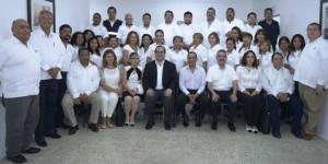 Procurar justicia y bienestar, misión sustantiva del Estado: Javier Duarte