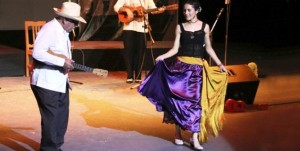 Exitoso concierto y fandango, en Teatro del Estado Xalapa