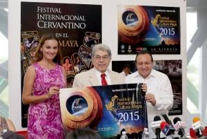 Con cerca de 50 actividades, participará Quintana Roo en FICMaya 2015