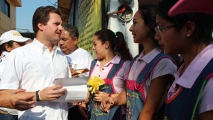 Entre todos haremos  del municipio de Centro un lugar más seguro: Gerardo Gaudiano