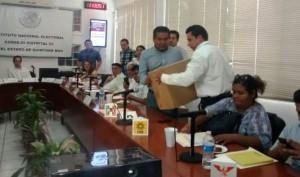 Un millón 38 mil personas podrán votar en Quintana Roo: INE