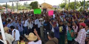 Respaldan habitantes de Allende a Rosa Isela para alcaldesa de Centla