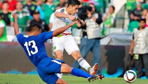 Antes de viajar a la Copa América, gana México 3-0 a Guatemala