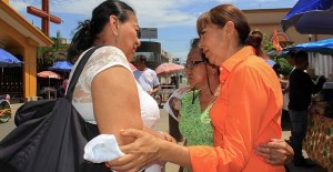 Impulsare a Centro como la capital de la cultura: Nelly Vargas