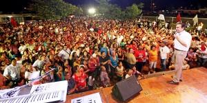 Ningún sector de la sociedad será desatendido en Mérida: Nerio Torres Arcila
