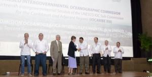 Se promueve cultura de protección al ecosistema marítimo