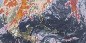 Viernes cálido en Veracruz; lluvias en las zonas norte y de montaña