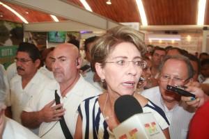 No afectara el recorte presupuestal a Salud: Mercedes Juan López