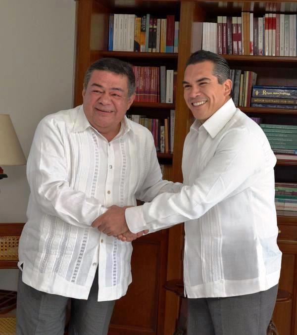 AMC y FOB encuentro por Campeche