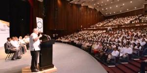 Anuncia ANJ entrega de 15 mil tabletas electrónicas más a alumnos del Cobatab