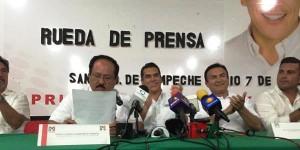 Alejandro Moreno virtual ganador de la gubernatura de Campeche