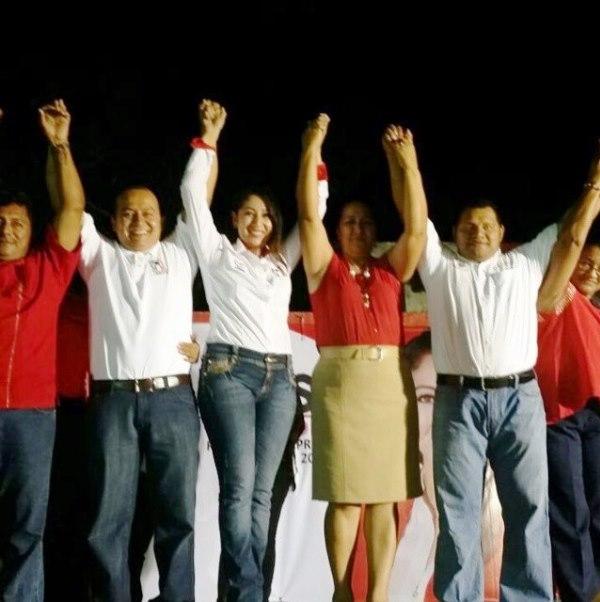 Ana presidenta de Reforma